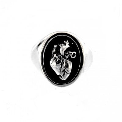 "Anello ""Anatomical Heart"" di Andrea925"