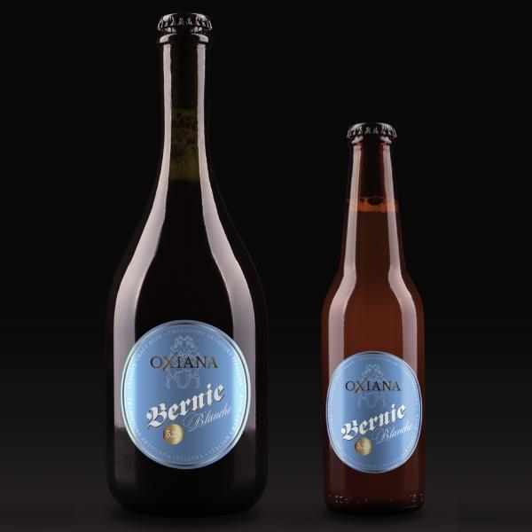 """""""Bernie Blanche"""" del Birrificio Oxiana"""