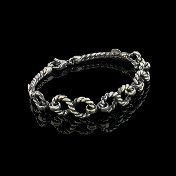 """""""Bracciale Knot Bra"""" di Diz Design"""