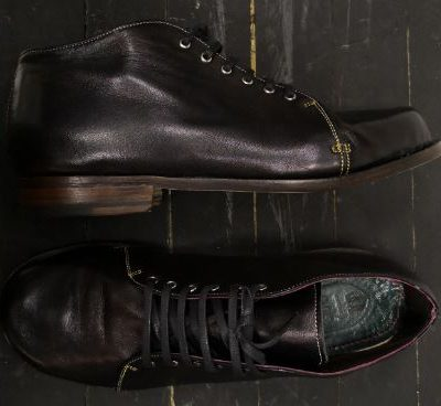"""Scarponcino """"Special Wedding"""" del calzaturificio S.O.S Scarpa di Matteo Ferri"""